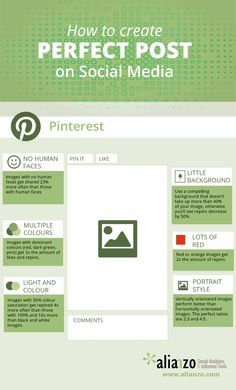 #SocialMediaMarketing How to make a 100% succesful pin on #Pinterest. #alianzo