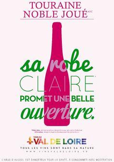 Vins Val de Loire - Touraine Noble-Joué