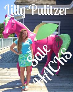 Lilly Pulitzer Sale Hacks - Get items after they sell out and find all your ISO's!!