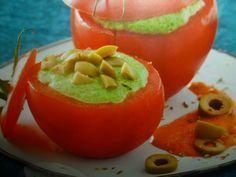 ricetta pomodori ripieni di lattuga