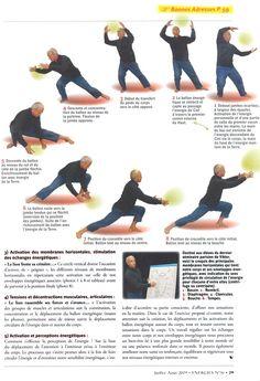 """Explications de Qi Gong Sibérien publié dans """"Energies"""" N°16, 2009"""