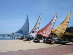 Ceará - Fortaleza - Praia de Mucuripe