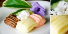 Kuliner: 10 Resep Jajanan Pasar Tradisional - Getuk Lindri (Getuk Singkong) | Vemale.com