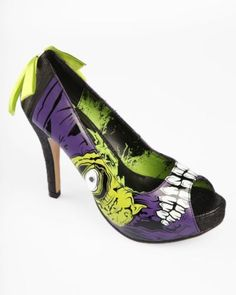 55e455093a458f IF Limited Zombie Stompers in Purple