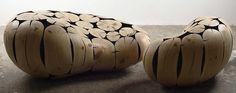Wood Furniture by Jaehyo Lee