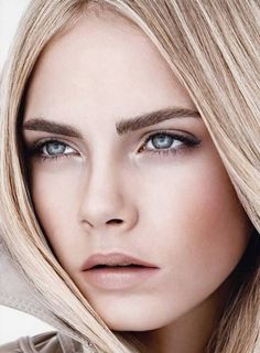 Get inspiration from your beauty icon. We love Cara Delevingne. - Back to Basics #Beauty - www.glossybox.co.uk