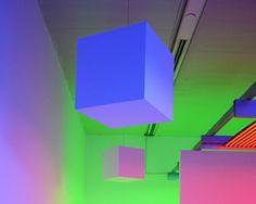 carlos cruz-diez: circumstance + ambiguity of color