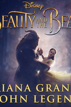 """Listen to Ariana Grande and John Legend Perform """"Beauty and the Beast""""!"""