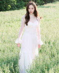 Krystal Jung as the witch Mura in 'Bride of the Water God'.
