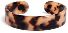 tortoise maxine cuff **click for more details**