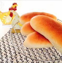 Japanese Buns, Japanese Bread, Roti Bread, Bread Cake, Cooking Bread, Bread Baking, Bread Recipes, Cooking Recipes, Honey Toast