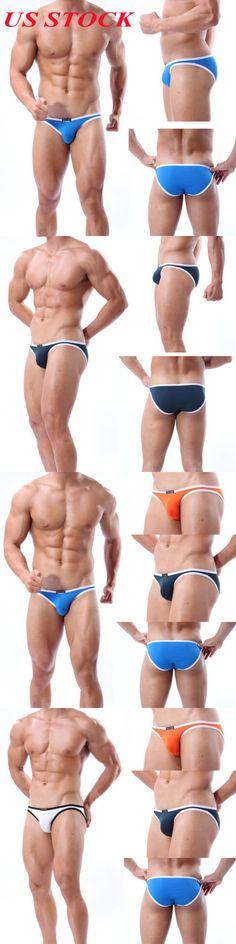 Man Underwear: Us Men Rise Briefs Bikini Boxer Pants Bulge Pouch Underwear Shorts Underpants -> BUY IT NOW ONLY: $4.99 on eBay!