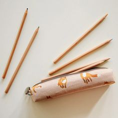 Dailylike For your heart slim zipper pencil case would make a nice pencil and pen case of school supplies