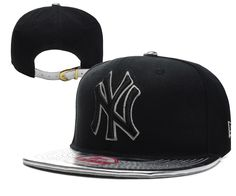 MLB NEW YORK YANKEES 9FIFTY Strapback Caps Hats Black 276! Only $8.90USD