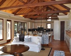 Combining White And Stained Interior Trim Design, Pictures, Remodel, Decor and Ideas - page 2