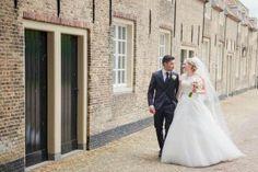 Bruidsfotografie bij kasteel Loevesteijn
