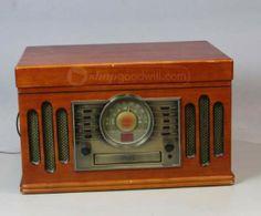 Crosley Stereo Record Player