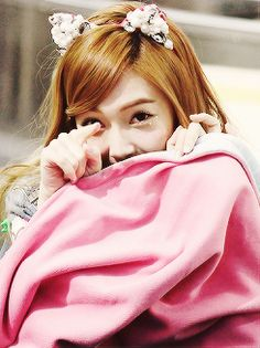 jessica's pointing at you