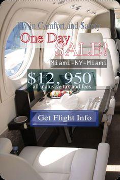 Miami - NY - Miami Fly Under $13,000
