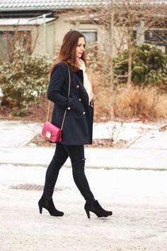 287440deb41 Kabanjacke Zara Furla Metropolis Dress   Travel Fashionblog Neue Wege