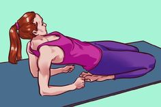 9 Stretching Exercises That May Help You Get Rid of Body Asymmetry and Speed Up Your Metabolism – Open Food Abs Workout Routines, At Home Workout Plan, Workout Videos, At Home Workouts, Static Stretching, Stretching Exercises, Combattre La Cellulite, Belly Fat Burner Workout, Yoga Exercises