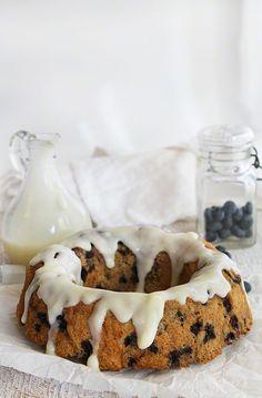 Blueberry Breakfast Cake | iambaker.net