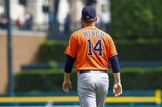 The Astros own the best record in the AL West and have improved drastically from a year ago, making manager AJ Hinch an early manager of the year favorite. Is AJ Hinch a genius, or is …