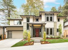 Contemporary Modern Home Plans plan 31836dn: modern masterpiece | pantry, lofts and photo galleries