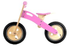 Girl's Bubbleicious Balance Bike