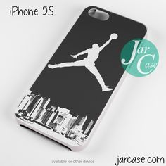 Air Jordan Sin City Phone case for iPhone 4/4s/5/5c/5s/6/6 plus