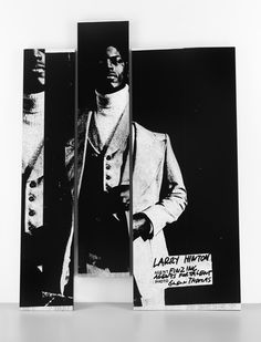 Up and coming African American artist Adam Pendleton uses fragments of language to incite dialogue between creative and political expression, using the conceptual manifesto he calls Black Dada.