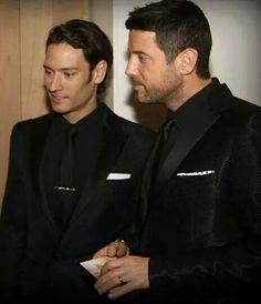 Sebastien and Urs