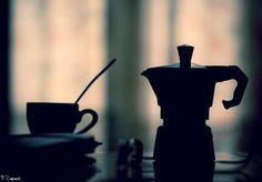 Caffè? ♥ Da al Makkha, alla Moka, come fare una buon caffè.