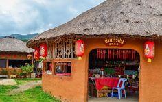 ศูนย์วัฒนธรรมจีนยูนนานบ้านสันติชล (Baan Santichon Yunnan Chinese Culture) http://goo.gl/vs7u3a