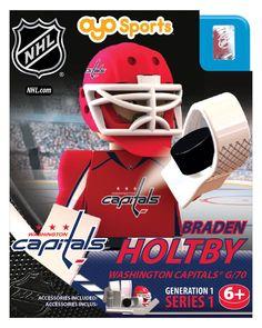 OYO Sports   Washington Capitals® OYO minifigures