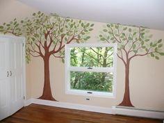 Trees, glorious trees!