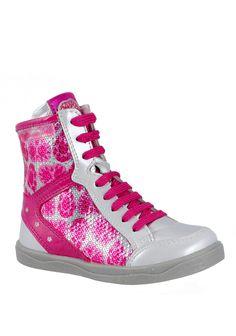 Agatha Ruiz de la Prada Sequin Boot, Silver | McElhinneys Online Department Store