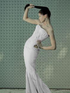 "Wedding dress ""Verona"" by KATRIN KAFKA"