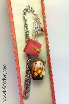 Marcapáginas Hermione / Hermione Bookmark by KekosdeMJ on Etsy, €9.00