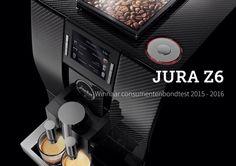 Review Jura Z6 door www.jurashop.nl