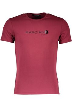 T-Shirt Uomo Guess Marciano (BO-63H6006207Z C559) colore Rosso
