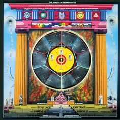 Paul Laffoley Painting