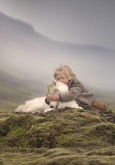 Foggy Iceland by Elena Shumilova
