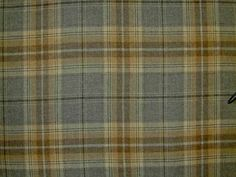 Wool tartan upholstery fabricWe recommend a sample of this fabric if colour is important to you as colours on different screens may vary.
