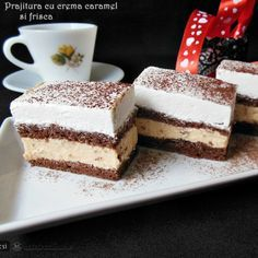 Hungarian Cake, Hungarian Recipes, Hungarian Food, Creme Caramel, Cooking Recipes, Healthy Recipes, Coffee Art, Homemade Cakes, Tiramisu