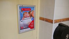 Bet You Washroom Advertising works! We deliver washroom advertising campaigns throughout Northern and Southern Ireland, We welcome all enquiries! For all of your ambient advertising needs at unbeatable rates- www.Imagezoo.eu