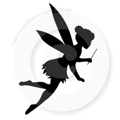 Signature Fairy Silhouette - PERSONAL USE ONLY
