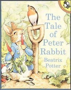 The Tale of Peter Rabbit {FI♥AR} LESSONS Unit - England Garden Rabbits & Beatrix Potter