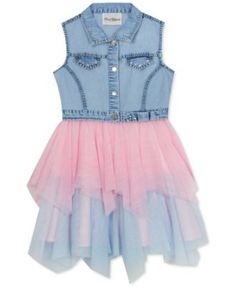 Dresses Kids Girl, Cute Girl Outfits, Little Girl Outfits, Kids Outfits Girls, Cute Outfits For Kids, Toddler Girl Outfits, Cute Summer Outfits, Girly Outfits, Toddler Girls