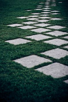 paving stone path Yes! I could do my whole yard in this! LOL